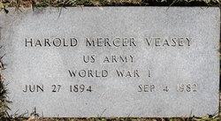Harold Mercer Veasey