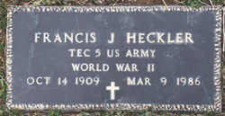 Francis J. Heckler