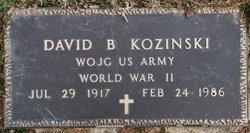 David B. Kozinski