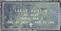 Leroy Bantum