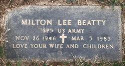 Milton Lee Beatty