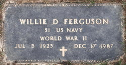 Willie D. Ferguson
