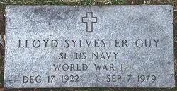 Lloyd Sylvester Guy