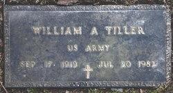 William A. Tiller