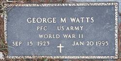 George M. Watts