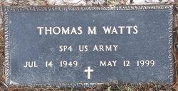 Thomas M. Watts