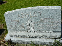 Rebecca Patterson <I>Lasater</I> Ashley