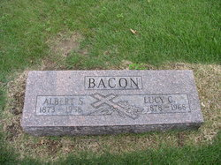 Albert S Bacon
