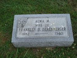 Alma May <I>Jackson</I> Derenberger
