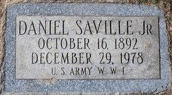 Daniel Saville, Jr