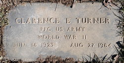 Clarence E. Turner