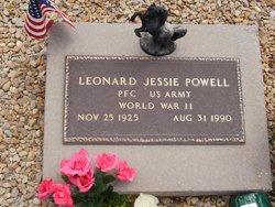 Leonard Jessie Powell