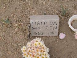 Matilda Jane Warren