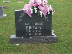 Jamie Rene <I>Hill</I> Brown
