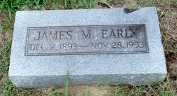 James M Early