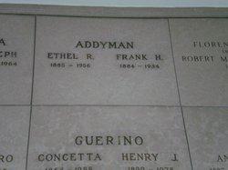Frank Addyman