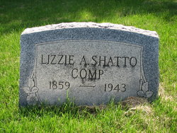 "Elizabeth Ann ""Lizzie"" <I>Shatto</I> Comp"
