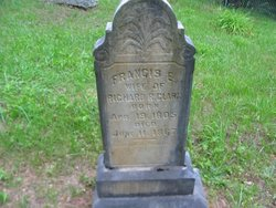 "Frances E ""Fanny"" <I>Rogers</I> Clark"