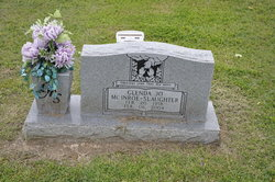 Glenda Jo <I>McInroe</I> Slaughter