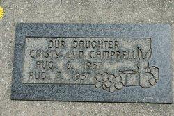 Cristy Lynn Campbell