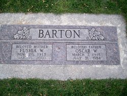 Oscar Wendell Barton