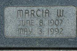 Marcia <I>Williams</I> Mansell