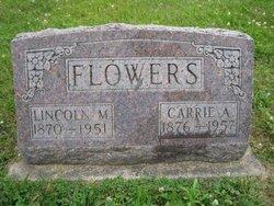 Carrie A <I>Reynard</I> Flowers