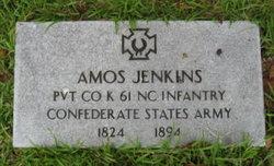 Pvt Amos Jenkins
