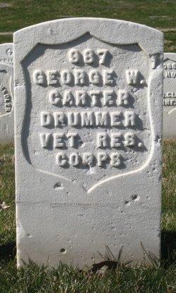 Geo W Carter