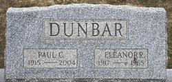 Paul Clinton Dunbar, Sr