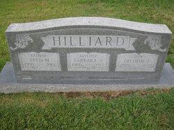 Freddie Eddie Hilliard