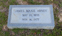 James Maxie Abney