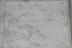 Jacob J. Cook