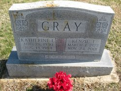Katherine L Gray
