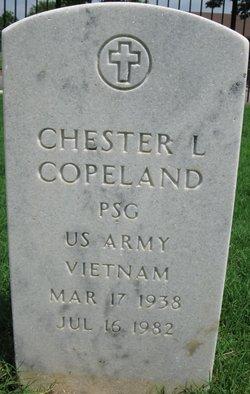 Chester L Copeland
