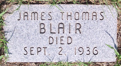 James Thomas Blair