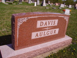 Susan Ann <I>Davis</I> Aulgur