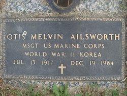 Otis Melvin Ailsworth