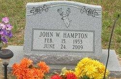 John William Hampton