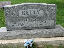 Walter Thomas Kelly