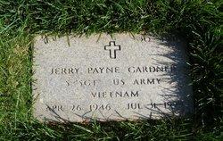 Jerry Payne Gardner
