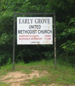 Early Grove United Methodist Church Cemetery