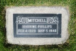 Nina Maurine <I>Phillips</I> Mitchell