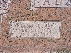 Thelma Lorene Adams