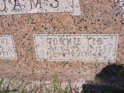 Tommie Lee Adams