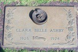 Clara Belle <I>Armstrong</I> Ashby