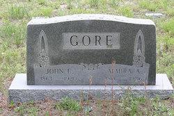 "Ora Almira ""Orrie"" <I>Gore</I> Gore"
