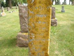 Harry Orin Irwin