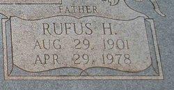 Rufus Hayden Connell, Sr