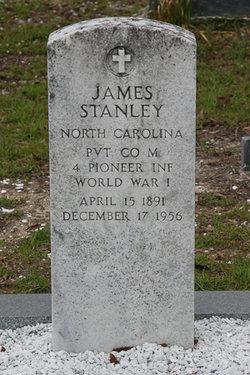 James Ellis Stanley
